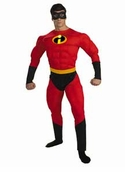 Mr. Incredible Muscle Adult Costume