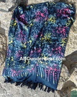 Multi-Color Sarong