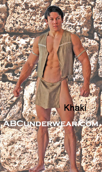 Native Warrior Costume - Mens Sexy Halloween Costumes  sc 1 st  ABC Underwear : mens indian costumes  - Germanpascual.Com