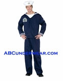 Navy Uniform Costume