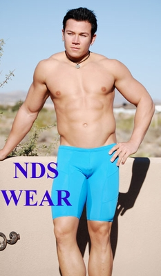 NDS Solid Racing Blue Jammer