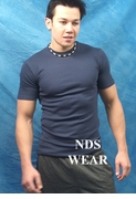 NDS Wear Fitted Crew Neck T-Shirt