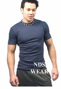 NDS Wear Fitted Crew Neck T-Shirt - Clearance
