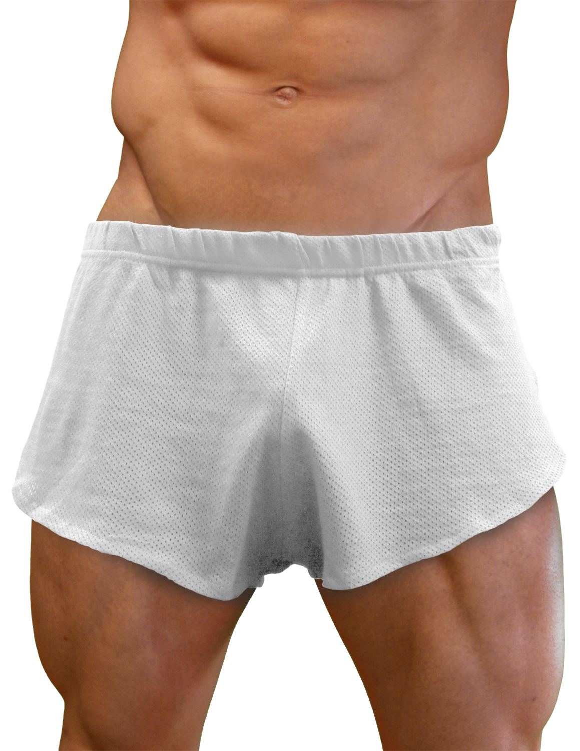 Mens Sexy Side Split Short by NDS Wear - ABC