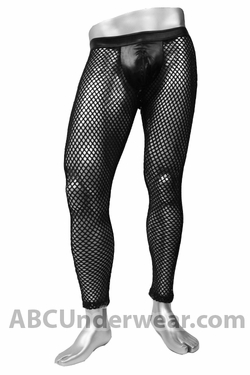 NDS Wear Mens Wide Net Pouch Leggings Clearance