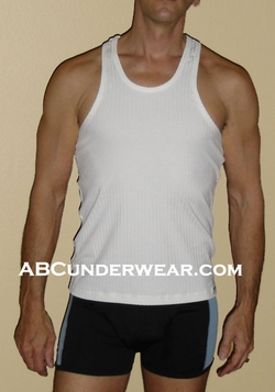 NDS WEAR Ribbed Y-Back Tank