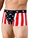 Neptio Flag Swimsuit Brief Trunk for Men