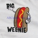 Novelty Underwear Big Weenie Brief