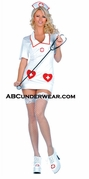 Nurse Costume 3 Piece - Closeout
