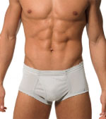 Nylon Tricot Brief