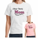 Personalized Mom Shirt for Mother's Day