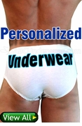 Personalized Underwear
