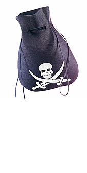Pirate Pouch for Costumes