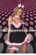 Playbunny Costume with Skirt - Clearance