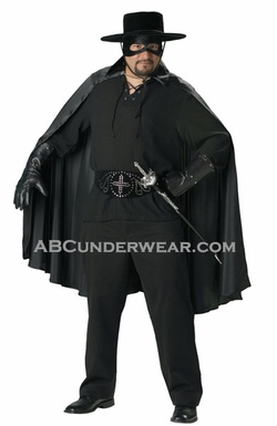 Plus Bandido Costume