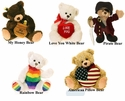 Plush Love Bears