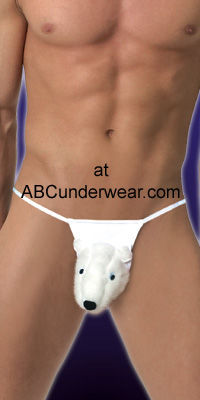 Polar Bear G-String