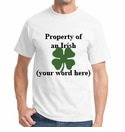 Property of an Irish
