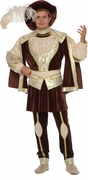 Renaissance King Man Costume