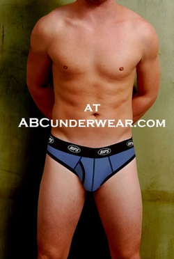 RIPS Low Rise Fly Brief Colored Clearance