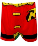 Robin Boxers with Cape