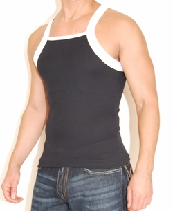 Romeo Square Cut Tank Top