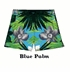 Sauvage Blue Palms Swimshort