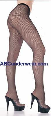 Seamless Fishnet Pantyhose Stockings One Size Or Plus