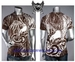 Serpent & Eagle Stylish T-Shirt