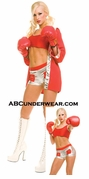 Sexy Boxing Female Short Set - Closeout