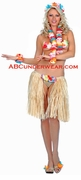 Sexy Hawaiian Female Costume - Closeout