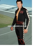 Sexy Male Race Car Driver Costume