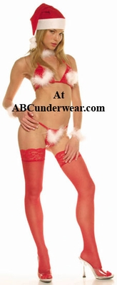 Sexy Mrs. Clause Set