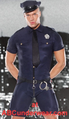 Sexy Policeman Costume