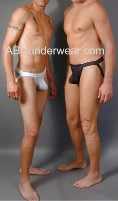 Sheer Net Jock Strap