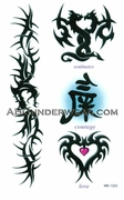 Soul Mates Karma Dragon Tattoos