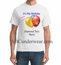 Spank Me It's My Birthday T-Shirt