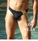 Striker Thong Swimsuit - Clearance