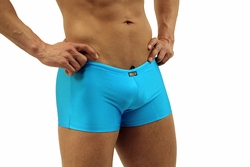 Rio Stylish Men's Midcut Trunk Swimsuit by Neptio