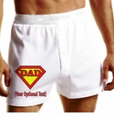 Super Dad Custom Boxer Short