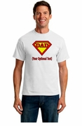Super Dad Father's Day T-Shirt