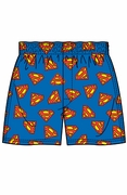 Superman Classic Shield Mens boxer