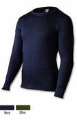 Thermal Protherm Men's Long Sleeve Crew Shirt Clearance