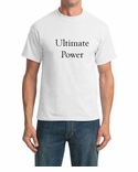 Ultimate Power - T-shirt