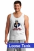 Uncle Sam Customizable T-Shirt, Ribbed Athletic Shirt, Loose Tank Top, or Boxer Short.
