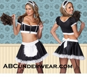 Upstairs Maid Costume