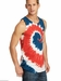 USA Tie-Dye Tank Top for Mens