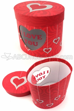 Valentine's Day Gift Oval Boxes