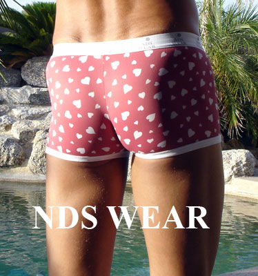 valentine's day underwear for men - heart love short - mens, Ideas