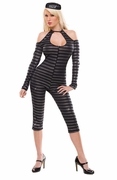 VIP Prisoner Women's Costume